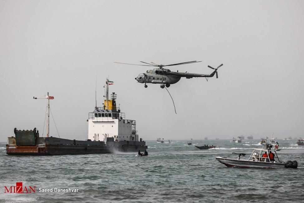 تجهیز نیروی دریایی ارتش به سامانههای عملیاتی متناسب با تهدیدات