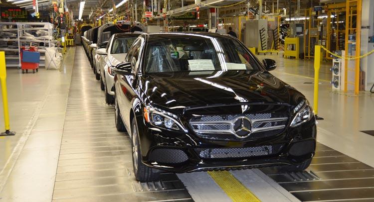 کارخانه اتومبیلهای لوکس مرسدس بنز در برزیل تعطیل میشود