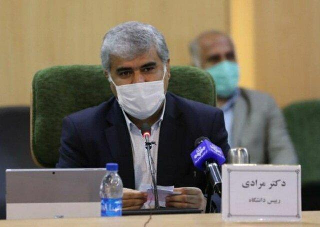 فوتیهای آذر کرونا در کرمانشاه تک رقمی شد