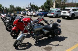 آرامش نسبی در بازار موتورسیکلت