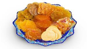 طرز تهیه پولکی اصفهان با طعمهای مختلف