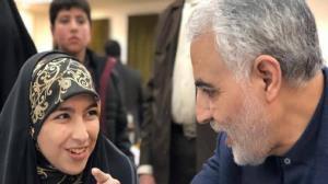تعجب حاج قاسم از ازدواج دختر کم سن به روایت همسر شهید