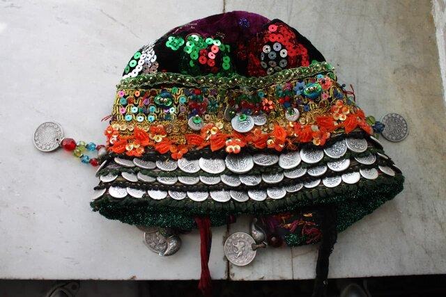 این کلاه ۴۰۰ساله خراسان جنوبی ثبت ملی شد