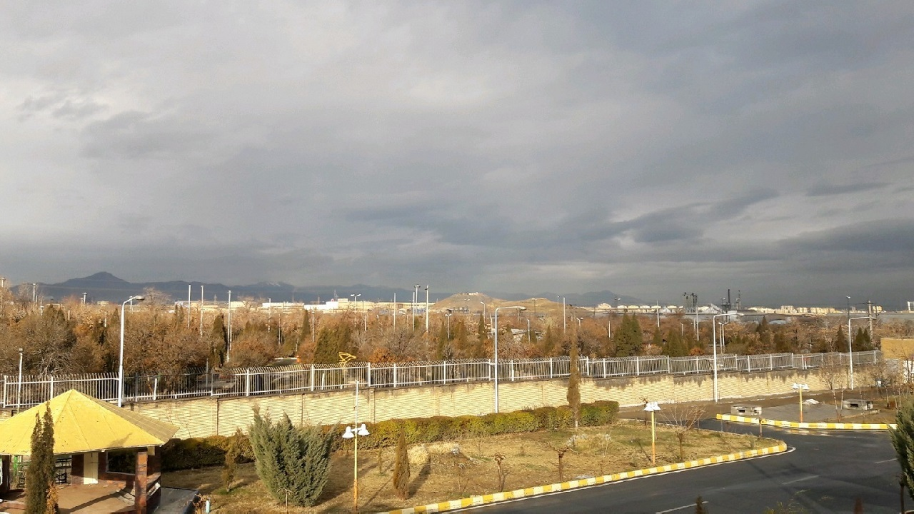بهبود کیفیت هوای اراک از روز پنجشنبه