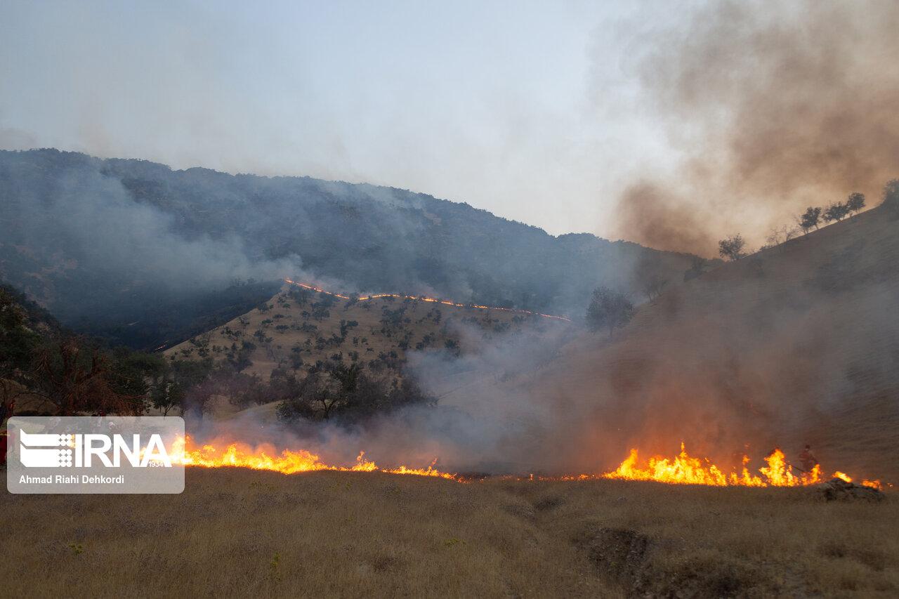 نیروهای یگان حفاظت منابع طبیعی گیلان آماده باش هستند