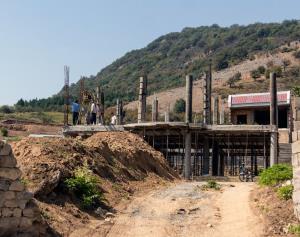 تخریب ۱۸ مورد ساختوساز غیرمجاز در ساوه