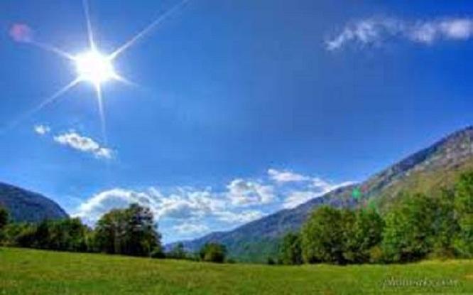 رکورد گرمای هوا در زمستان گلستان شکسته میشود