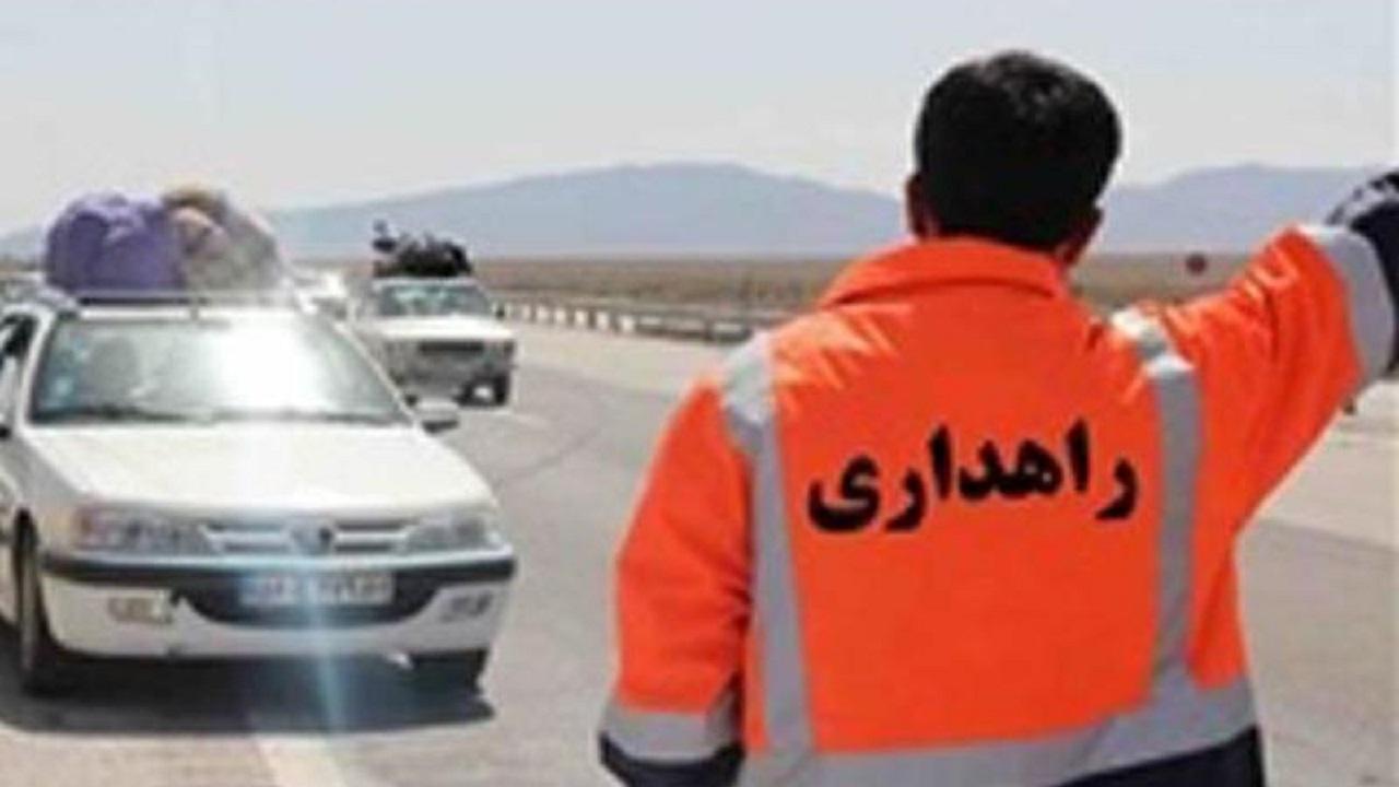 پیکر راهدار فقید ساوهای تشییع شد