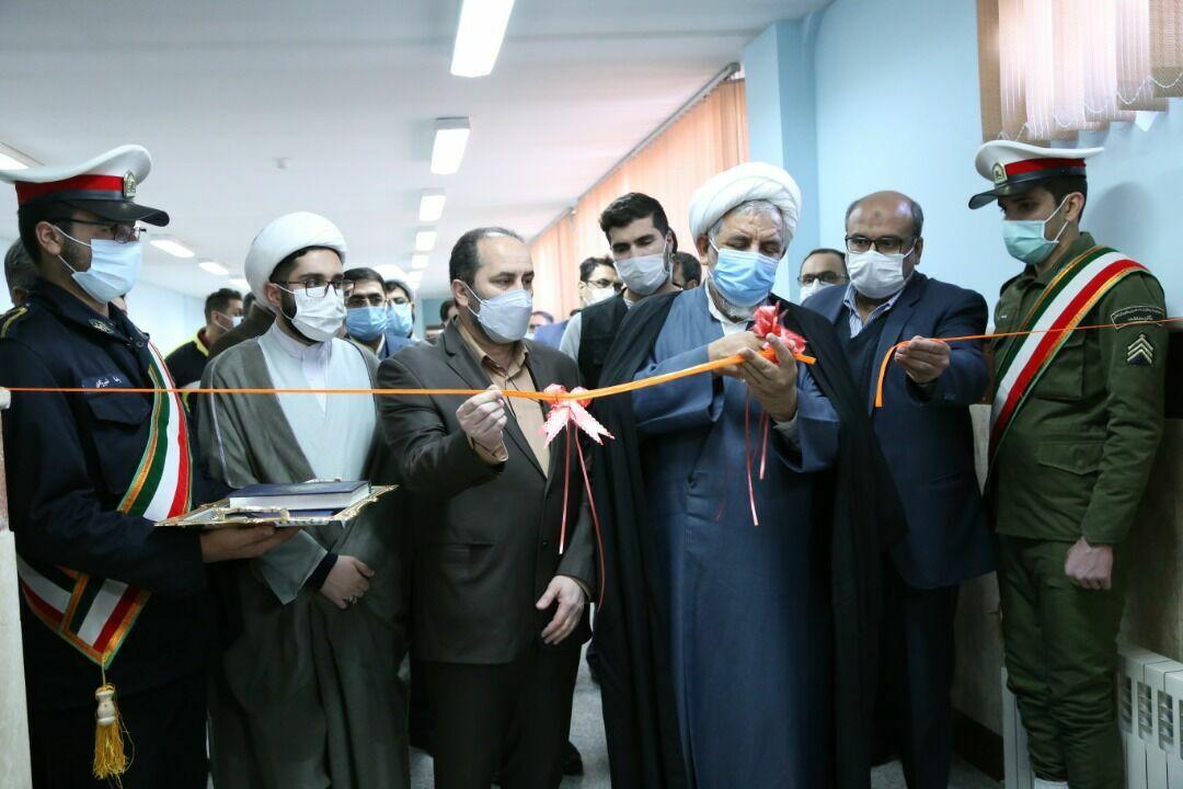 دادرسی الکترونیک در زندان مرکزی استان قزوین راه اندازی شد