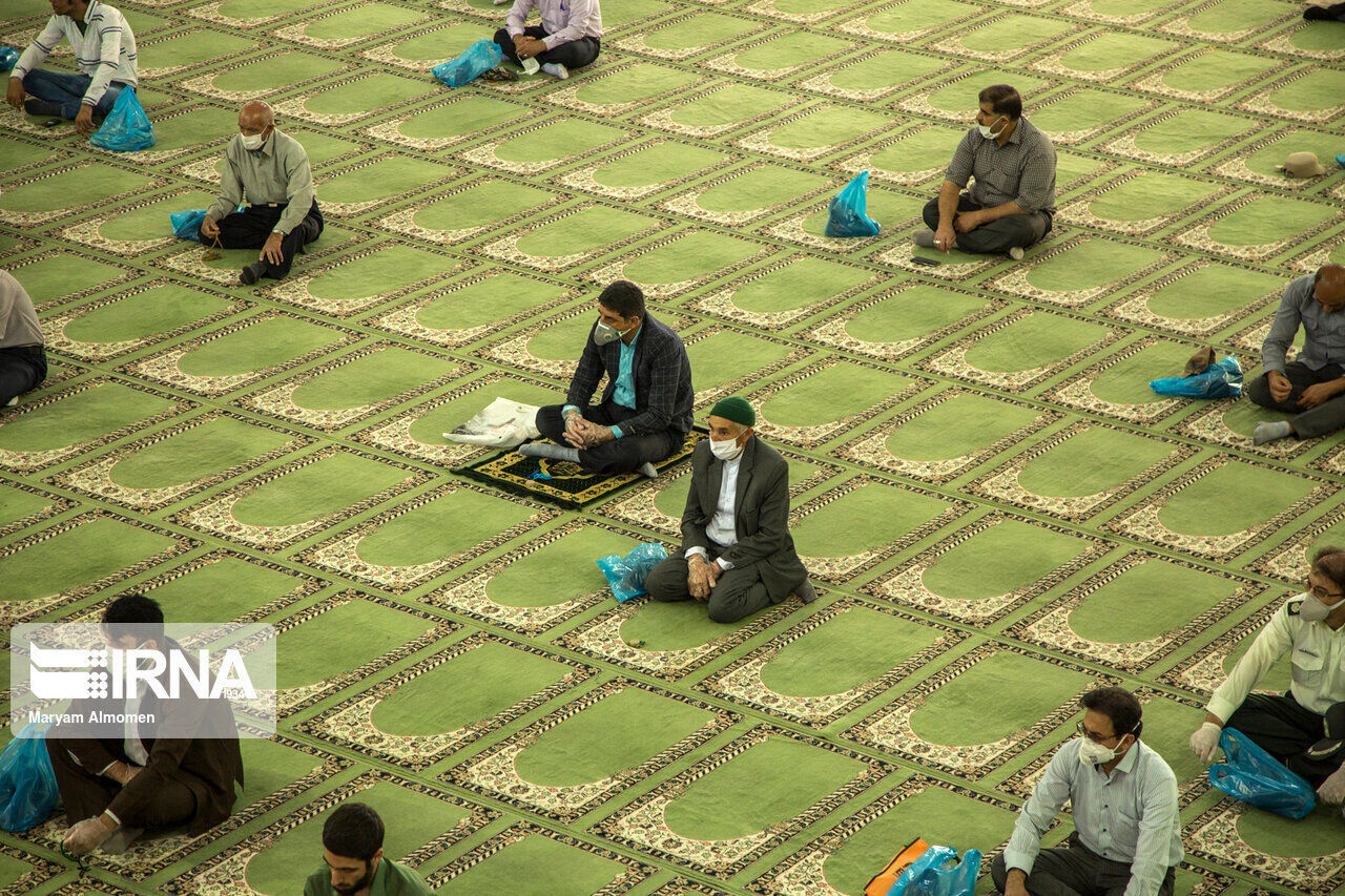 نماز جمعه به مصلاهای خراسان شمالی بازگشت