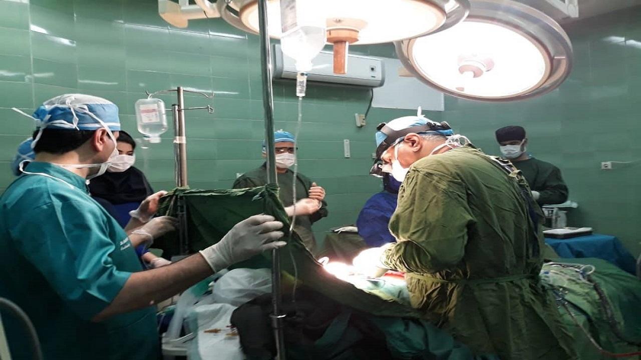 اهدای عضو نام آور گیلانی به بیماران نیازمند