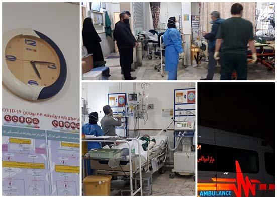 ایثار سرباز اردبیلی نجاتبخش بیماران نیازمند شد