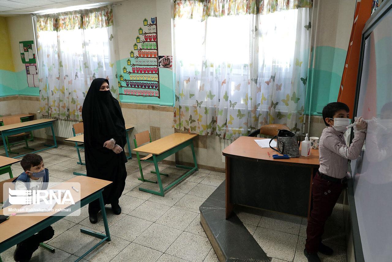 مدارس برای پایههای اول و دوم ابتدایی در قشم باز میشوند