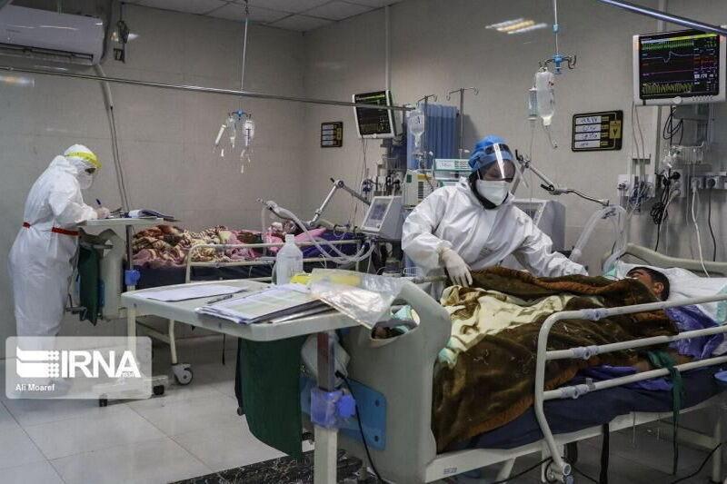 ۴۳ بیمار کووید۱۹ در شاهرود بستری هستند
