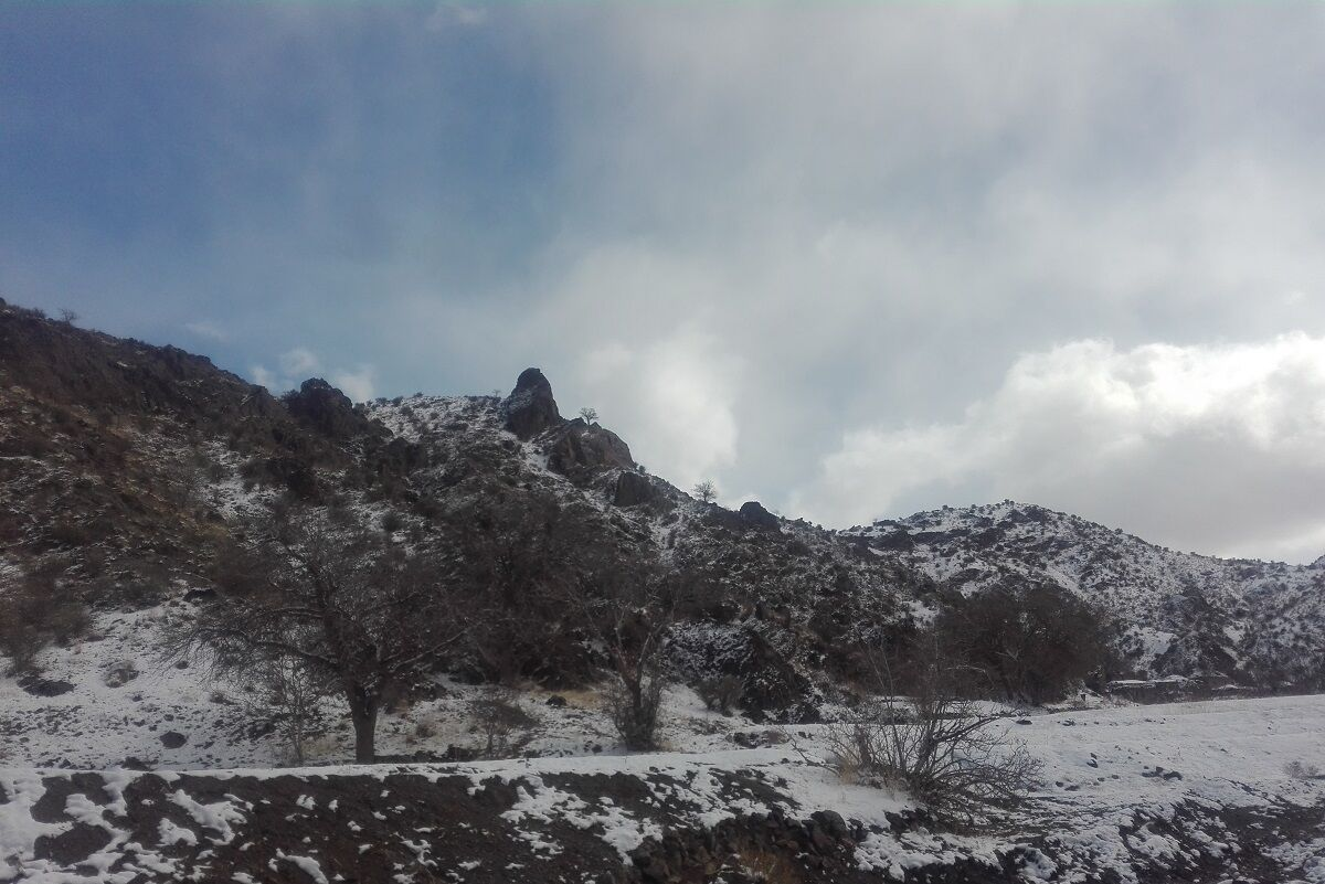 مناطق غربی کردستان پایان هفته برفی در پیش دارد