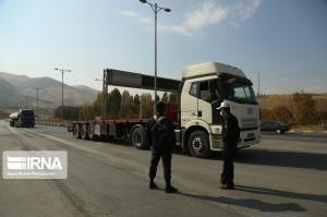 بیش از ۱۲ هزار خودرو سنگین بدون معاینه فنی در اصفهان جریمه شدند