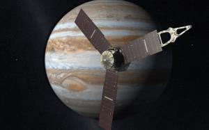 ناسا برای اولین بار از بزرگترین قمر مشتری سیگنال FM دریافت کرد