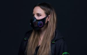 ماسک هوشمند ریزر برای گیمرها قابلیتهایی عجیب و پیشرفته دارد