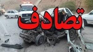 تصادف در محور چوار-ایوان ۵ کشته و زخمی بر جای گذاشت