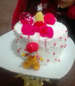 از شما/کیک خواهری