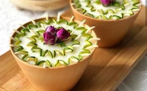 بهترین روش تهیه فرنی خوشمزه ترین دسر اصیل ایرانی