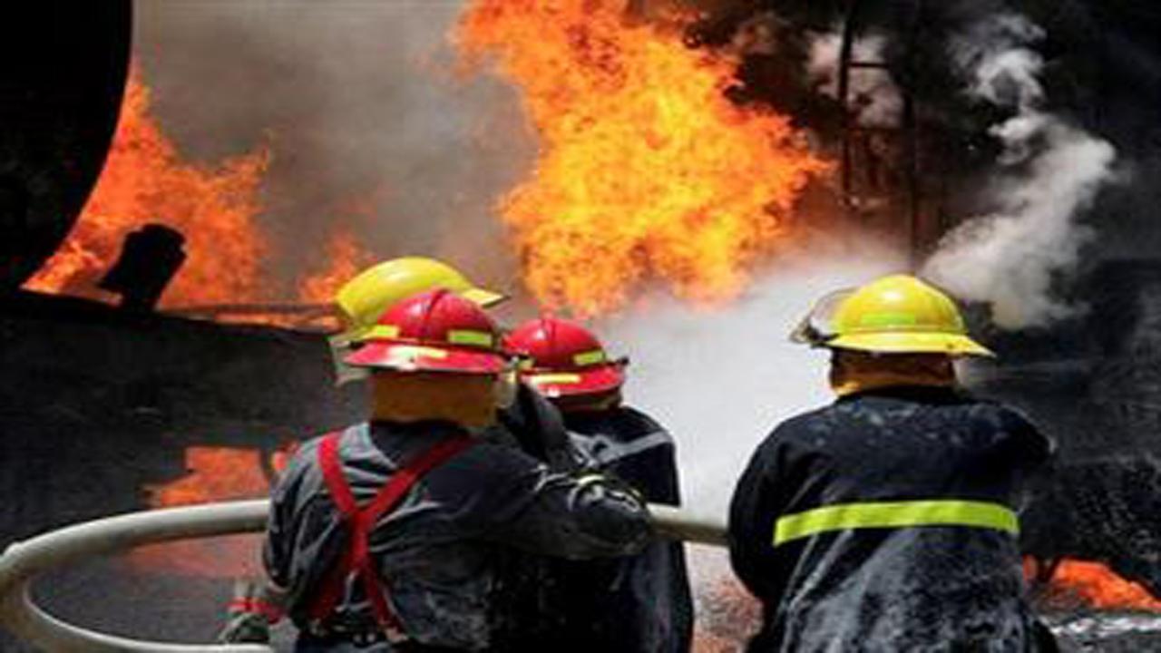 ۷ هزار جوجه در آتش سوختند