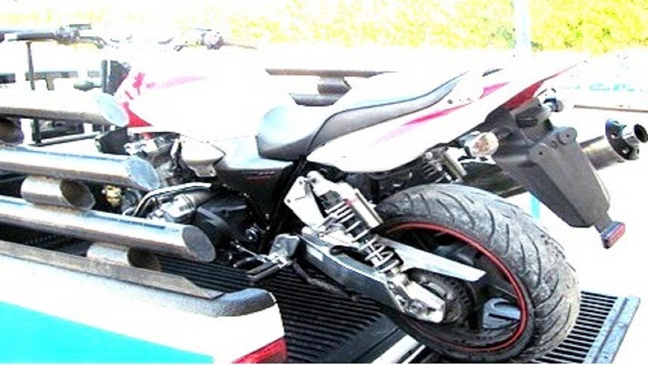 کشف ۳ دستگاه موتورسیکلت قاچاق در شهربابک