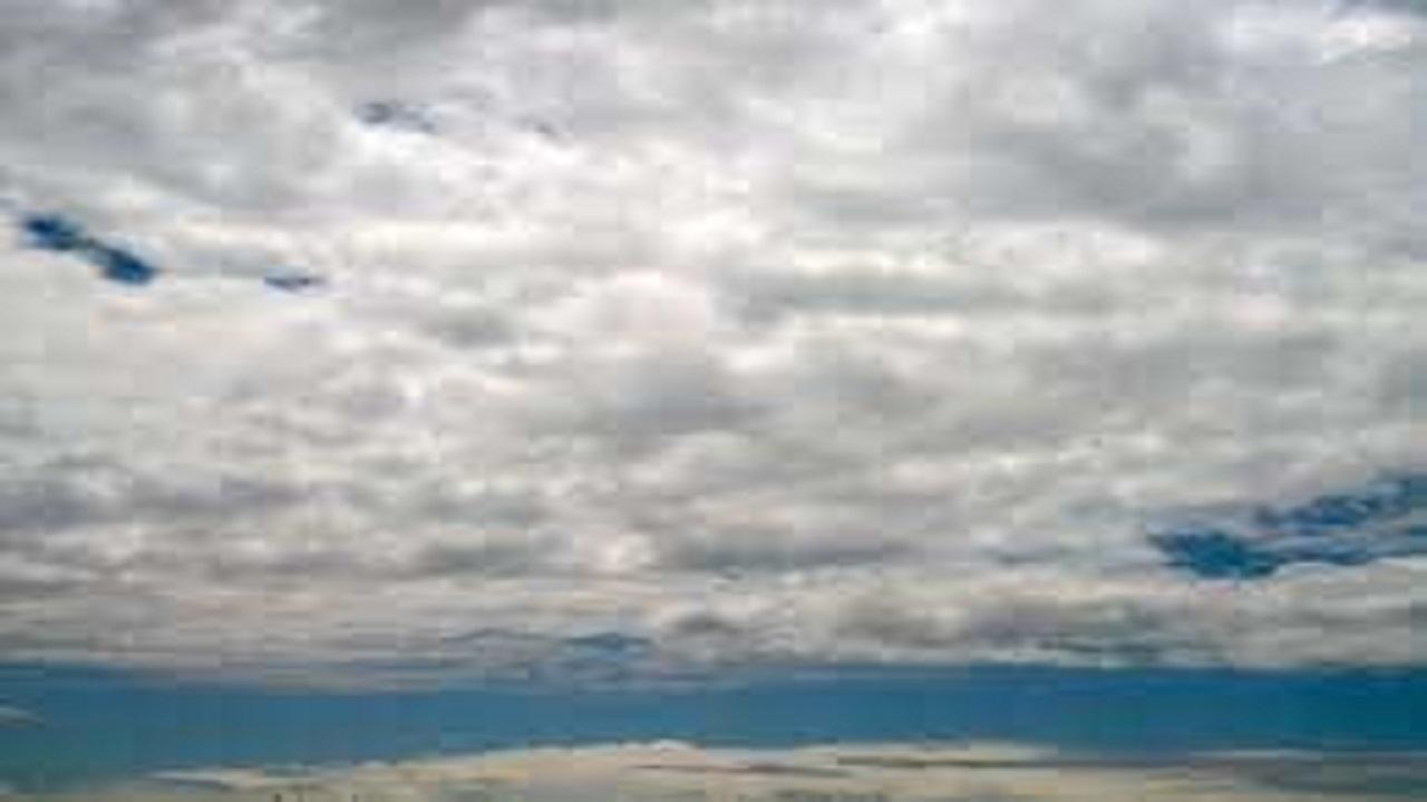 افزایش ابر در آسمان استان قزوین