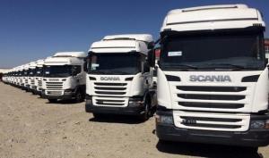 ارائه خدمات پس از فروش با پرداخت 200 میلیون تومان برای هر کامیون!