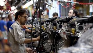 ۷۰ درصد قطعات مورد نیاز صنعت خودروسازی ساخت داخل است