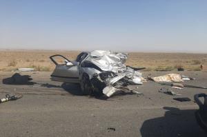 واژگونی خودرو پژو پارس در یاسوج یک کشته برجای گذاشت