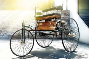 با اولین ماشین دنیا آشنا شوید
