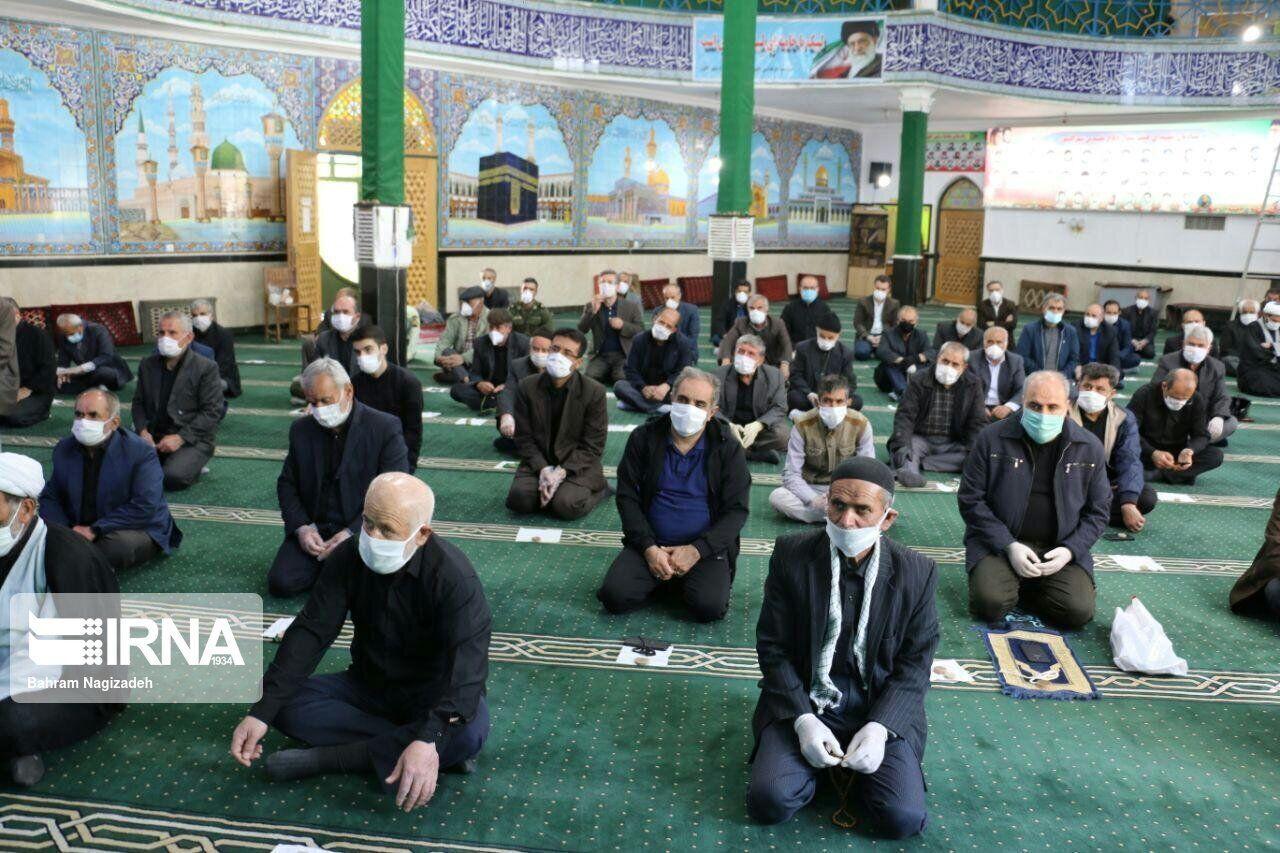 نماز جمعه در تمامی شهرهای استان اردبیل برگزار میشود