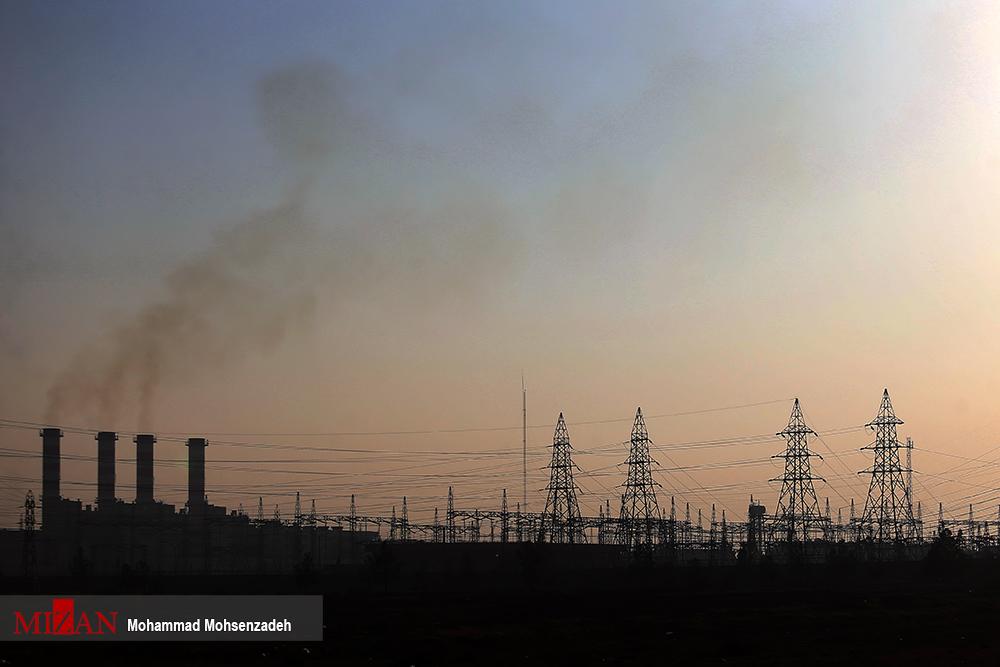 تداوم آلودگی هوای قم