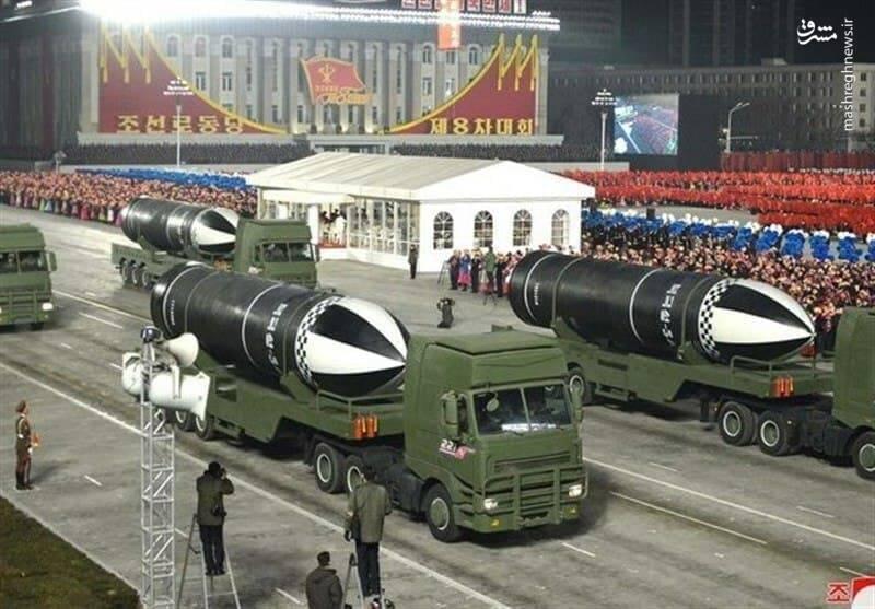رونمایی کره شمالی از قویترین سلاح جهان!