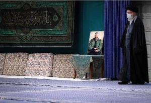برگزاری دومین شب مراسم عزاداری فاطمیه در حسینیه امام
