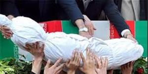 احراز هویت رزمنده دوران دفاع مقدس و انتقال پیکر وی به خرو نیشابور