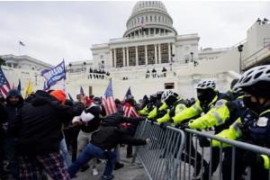 لایحه ممنوعیت مادام العمر ورود ترامپ به کنگره آمریکا ارائه شد