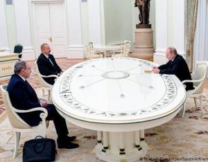 تنظیم زمان در قره باغ به وقت مسکو