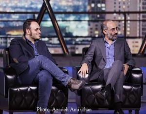 عکسهاى از قسمت ششم همرفیق با اجرای شهاب حسینی