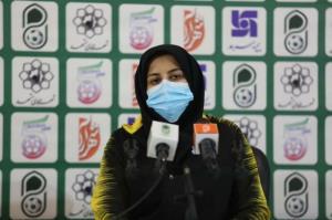 اولین نشست خبری تاریخ لیگ برتر بانوان