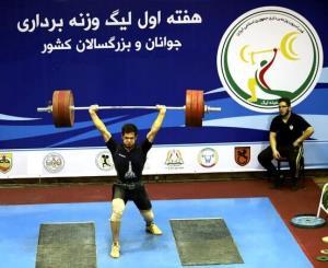 لیگ برتر/ تیم عقاب صدرنشین شد