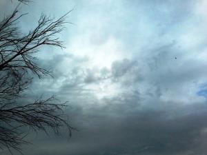 تداوم وزش باد و کاهش دمای هوا در زنجان