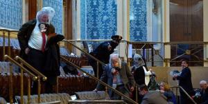 طرح عاملان حمله به کنگره برای ربایش و ترور مقامات آمریکایی