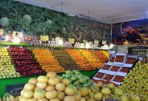 قیمت انواع اقلام خوراکی در میادین میوه و ترهبار