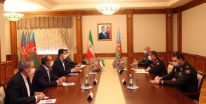 وزارت دفاع آذربایجان درباره دیدار با موسوی بیانیه داد