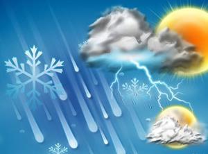 اطلاعیه هواشناسی درخصوص فعالیت موج بارشی در چهارمحال و بختیاری