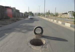 سارقان دریچههای فاضلاب جان شهروندان را نشانه گرفتند