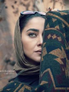 چهره ها/ عکس هنری بهاره کیان افشار