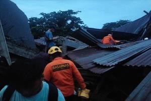 افزایش شمار کشته های زلزله اندونزی به ۴۲ نفر